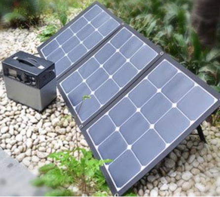 ACOPOWER 12V 105W Foldable Solar Panel