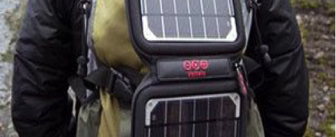 Best Solar Charger Of Gadgets For Hiking, Camping and Fishing
