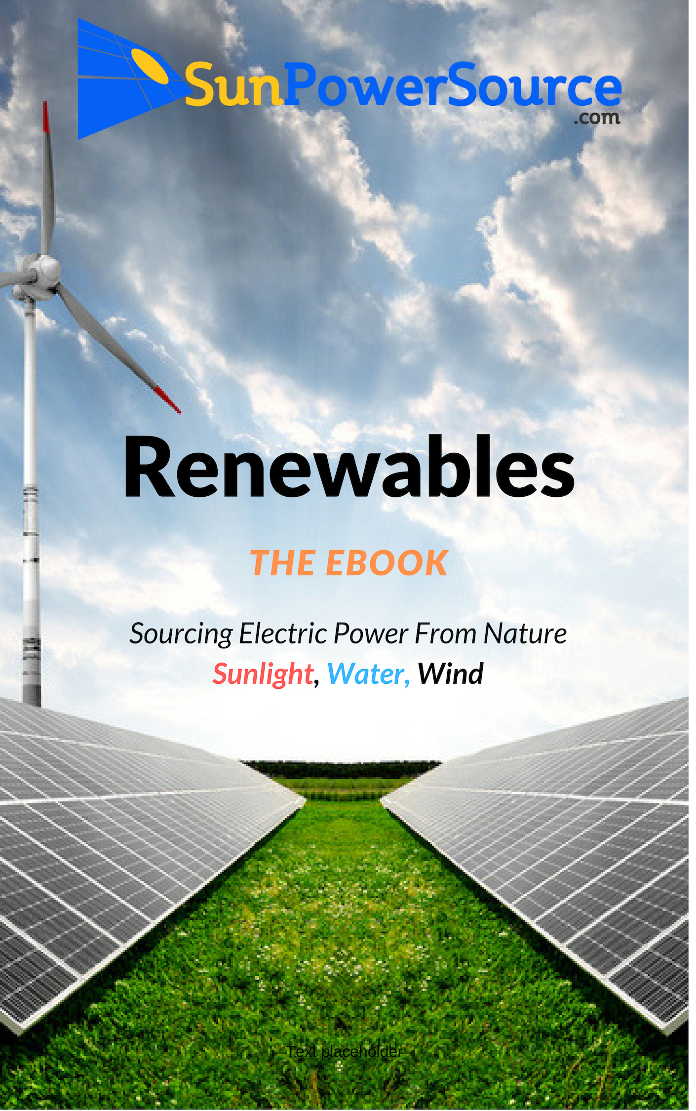 solar power, wind power renewables