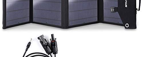 Rockpals 100w Solar Panel  Review